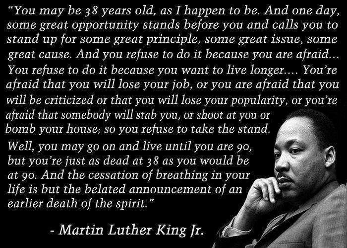 Ein Wunderbares Zitat Von Martin Luther King Veganbook