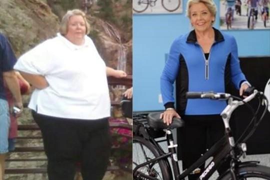 Von einer schwer Übergewichtigen zur Triathletin