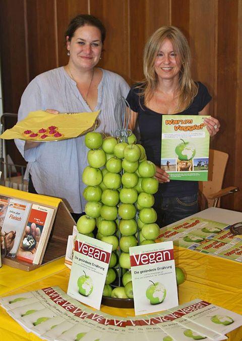 """For a better vegan World"" – ein super Aktionstag!"