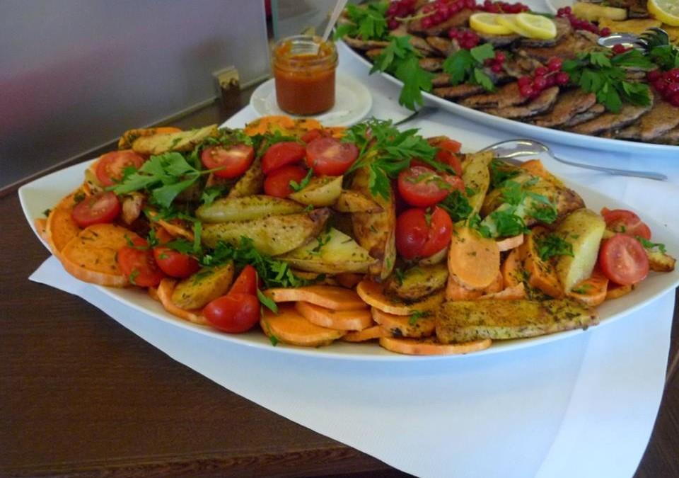Vegane Gastronomie Das 100 % vegane Restaurant und Hotel Swiss in Kreuzlingen – veganer Genuss pur durch Küchenchef Raphael Lüthy