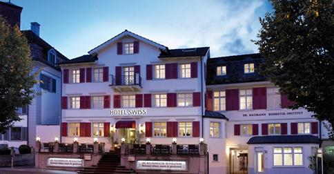 Hotel Swiss – Hotel Restaurant Cafe