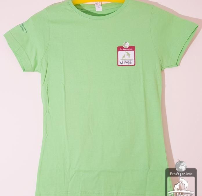 T-Shirt von El Hogar ProVegan