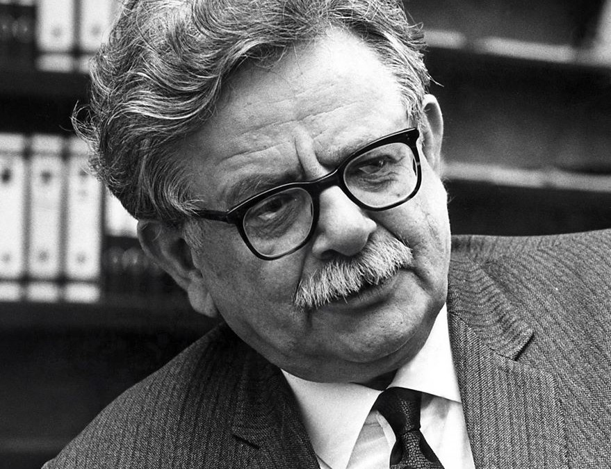 Elias Canetti (1905-1994), Nobelpreisträger für Literatur 1981: