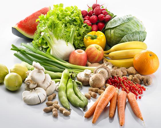 Die 7 Regeln der gesunden veganen Ernährung
