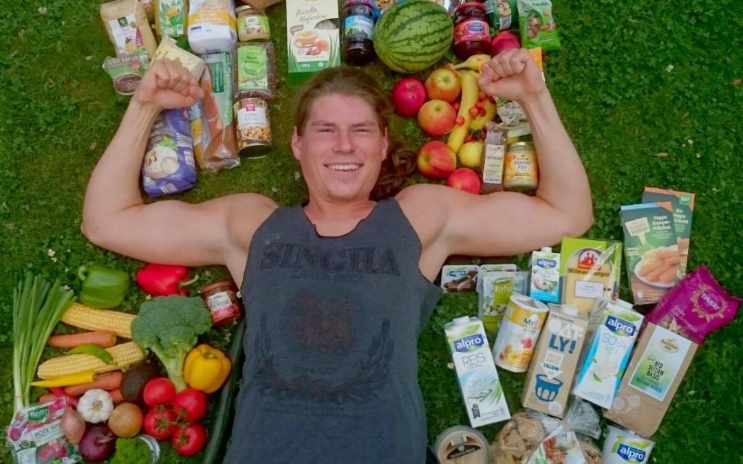 Die vegane Erfahrungs – und Erfolgsgeschichte von Armin Haas