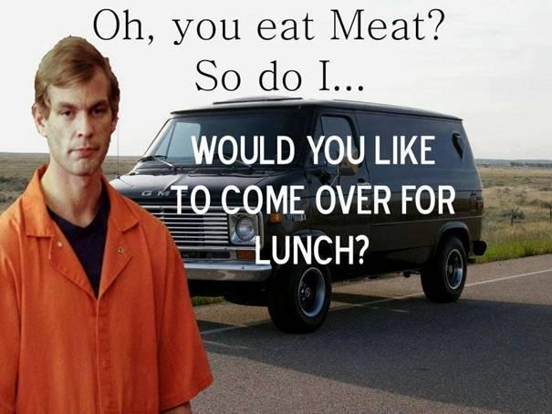Essen Sie gerne Fleisch?