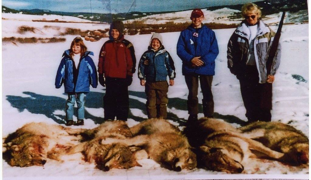 Eine psychopathische Familie ermordet eine Tierfamilie – und ist stolz darauf