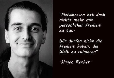 Hagen Rether hat Recht, die ganze Wahrheit lautet aber: