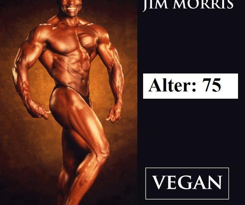 Der vegane Bodybuilder Jim Morris ist mit 81 Jahren gestorben