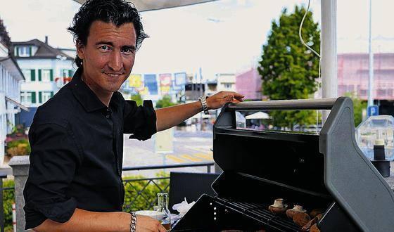 Wenn Küchen-Chef Raphael am Grill steht, dann…