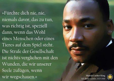 Dr. Martin Luther King: