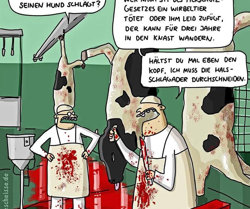 """Volksverdummung """"Tierschutz"""" und """"Tierschutzgesetz"""""""