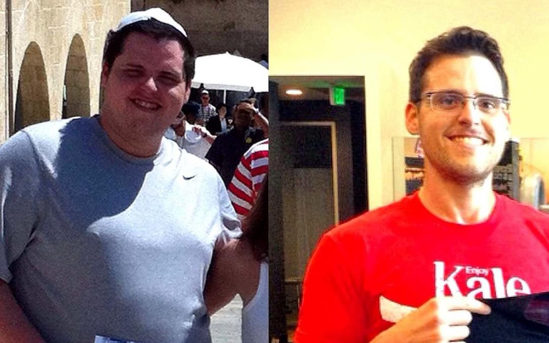 Wenn das kein Unterschied ist! – Diabetes, Sucht, Depressionen, 130 Pfund Gewicht – nach 3 Jahren veganer Ernährung alles bestens