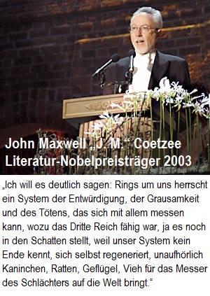 J.M. Coetzee (Literatur-Nobelpreisträger)