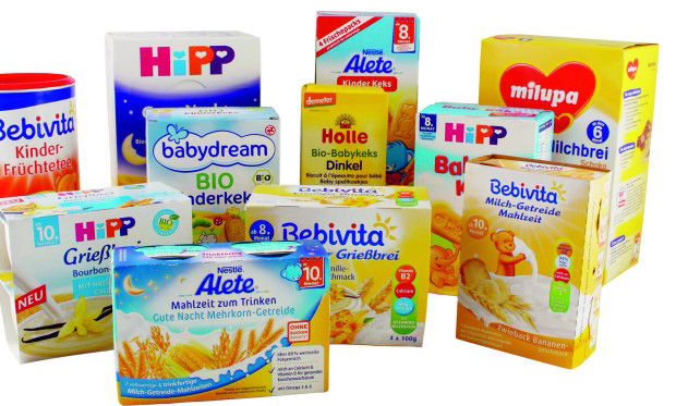 """""""Foodwatch warnt vor Babybrei und Säuglingskeksen"""""""