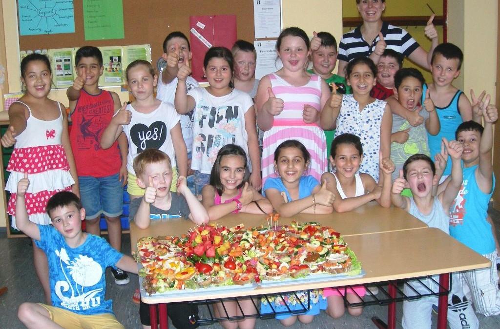 Tolle biovegane Schulprojekte zu Klimaschutz und Ernährung