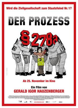 """""""Der Prozess"""" – ein Film über die Verfolgung von Tierschützern durch kriminelle Staatsdiener"""