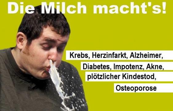 Die Wahrheit über Milch