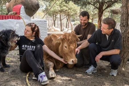 ProVegan-Tour in Spanien Mai 2013 – Tolle Begegnungen mit vielen Tieren und veganen Menschen bei El Hogar