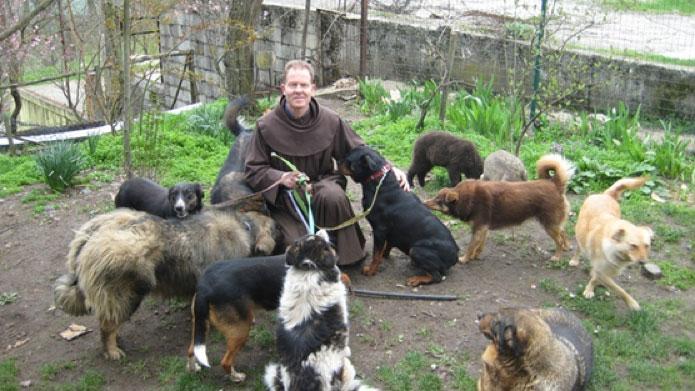 Die katholische Kirche bekämpft sogar Tierschützer in den eigenen Reihen!