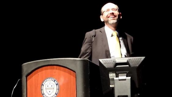 Der beste Vortrag über die gesundheitlichen Auswirkungen einer veganen Ernährung von Dr. med. Michael Greger (allerdings in Englisch) – sehr zu empfehlen!