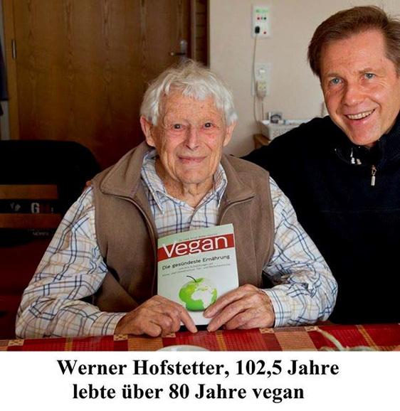 Werner Hofstetter