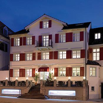 Das beste Hotel in der Schweiz ist 100 % vegan!