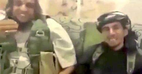 """Pressebericht: """"Wenn IS-Terroristen sich auf """"Sklavinnen"""" freuen"""""""