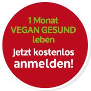 Ernähren Sie sich gesund vegan, damit …