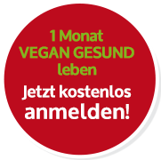 Initiative VeganGesund | 4 Wochen VeganGesund = Blutdruck tiefer