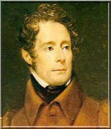 Alphonse de Lamartine (französischer Schriftsteller und Politiker):