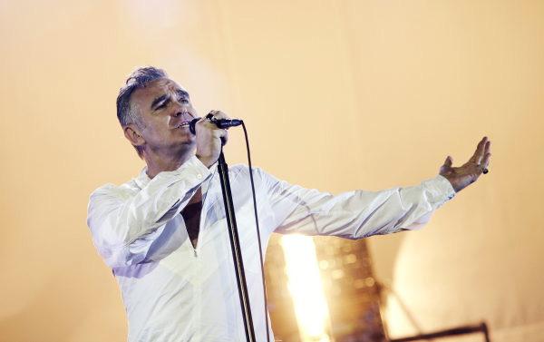 """Morrissey: """"Wenn du an den Schlachthof glaubst, unterstützt du Auschwitz. Da gibt es keinen Unterschied"""""""