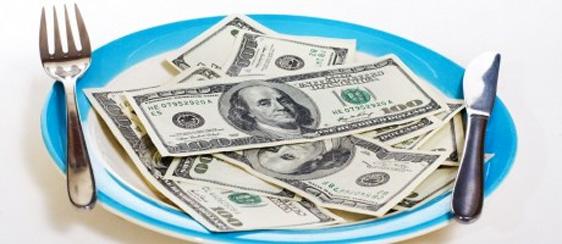 Ernährungsorganisationen erhalten Geld von der Nahrungsmittelindustrie, die dann Einfluss nehmen dürfen!