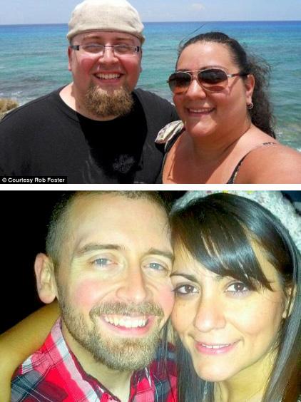 Paar wird vegan und nimmt 126 kg ab