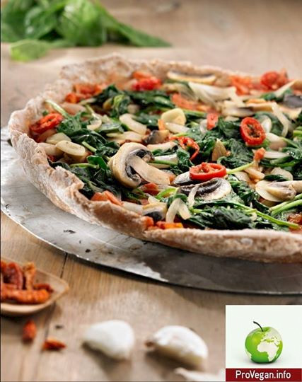Die beste Pizza der Welt