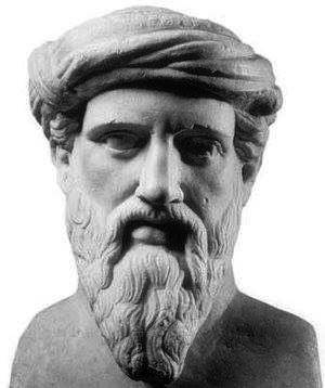 Pythagoras gilt als Begründer des ethischen Vegetarismus