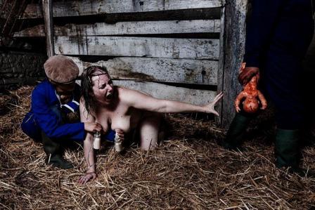 Nachdem Sie gegen Ihren Willen künstlich befruchtet wurden, wird Ihnen Ihr Baby entrissen und die Milch geraubt – Was wäre, wenn Sie in dieser Situation wären?