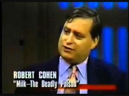 Interview mit dem Milch-Experten Robert Cohen