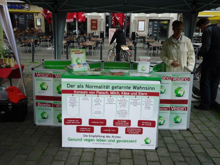01.06.2013 Köln-Heumarkt – Tierrechts Event/Kundgebung