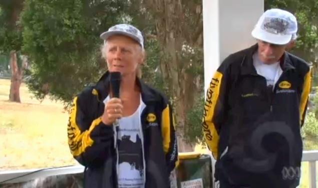 Ein veganes Ehepaar im Alter von 68 und 64 Jahren rannte jeden Tag im Jahr 2013 einen Marathon (42,195 km), insgesamt 366 Marathonläufe hintereinander ohne auch nur einen Tag Pause!