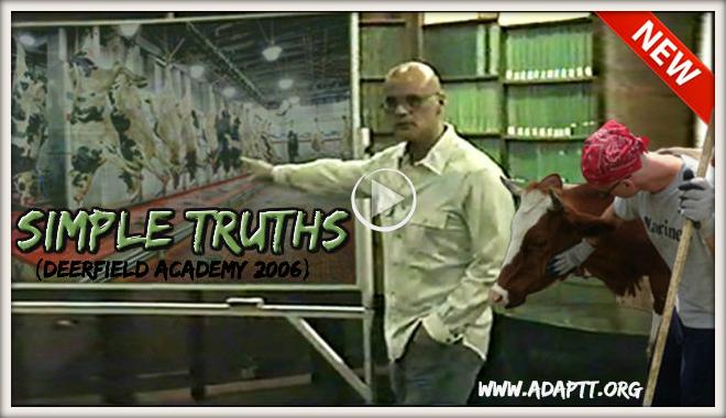 Super Vortrag von Gary Yourofsky von 2006